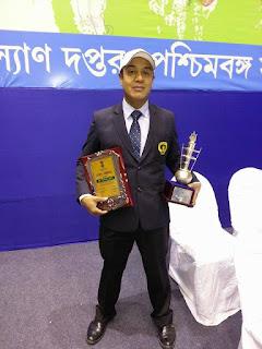 Trilok Subba Taikwondo player