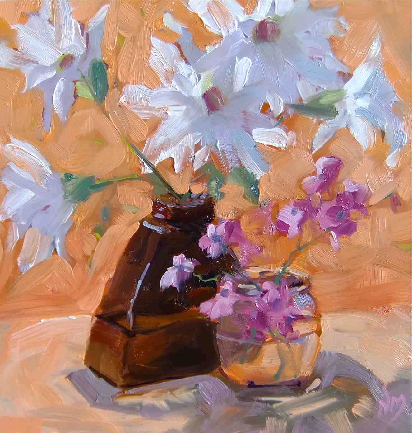 Painting: Artist: October 2011