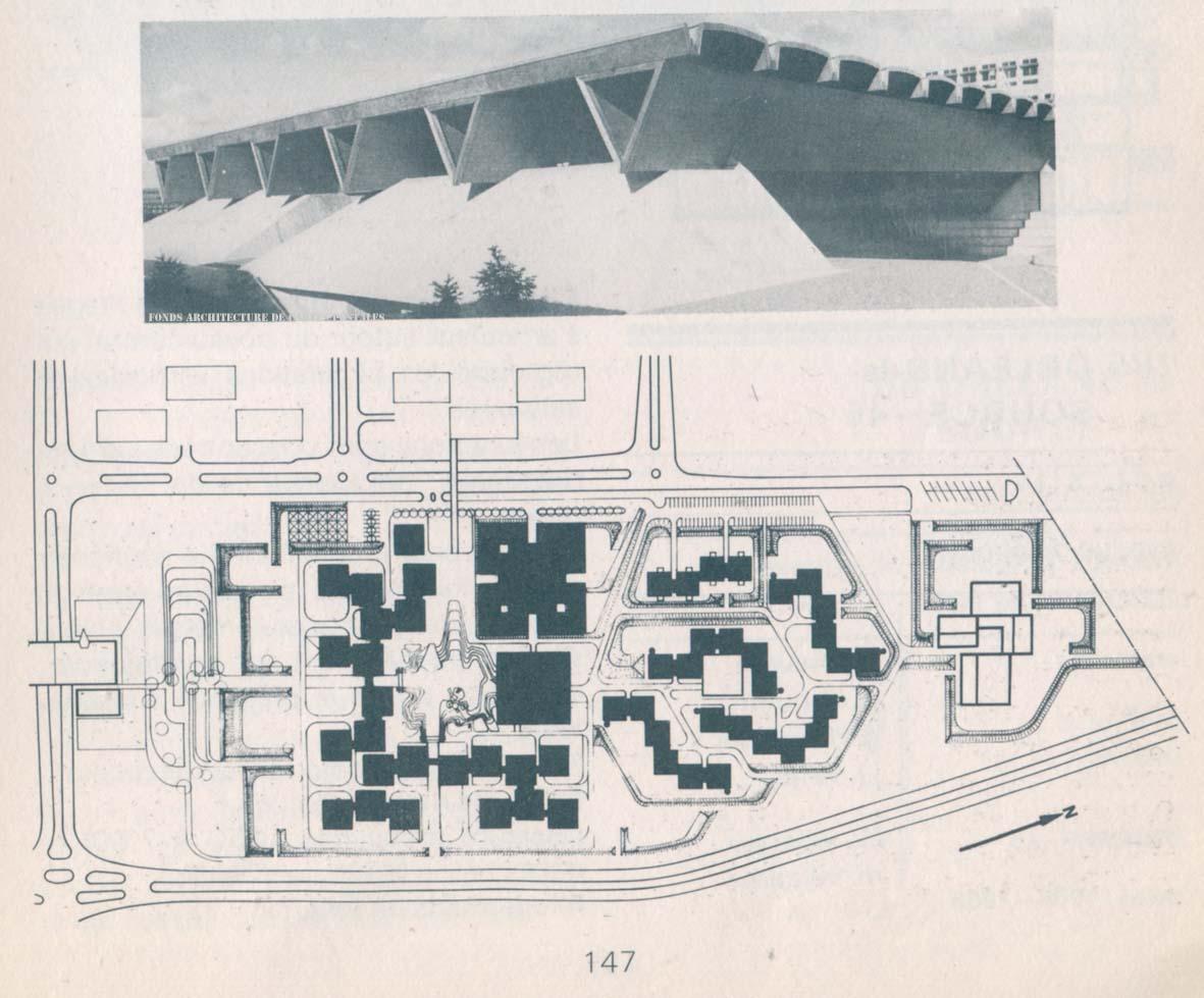 Architectures de cartes postales 2 du bois du m tal du for Architecte de pyramide