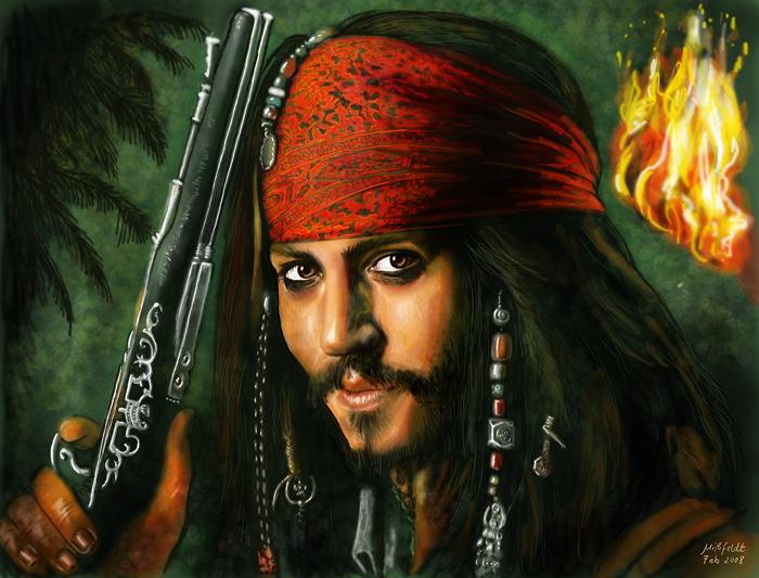 jack sparrow wallpaper. Johnny Depp Jack Sparrow