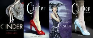 Bookish Chat : Cinder Covers and Prequel
