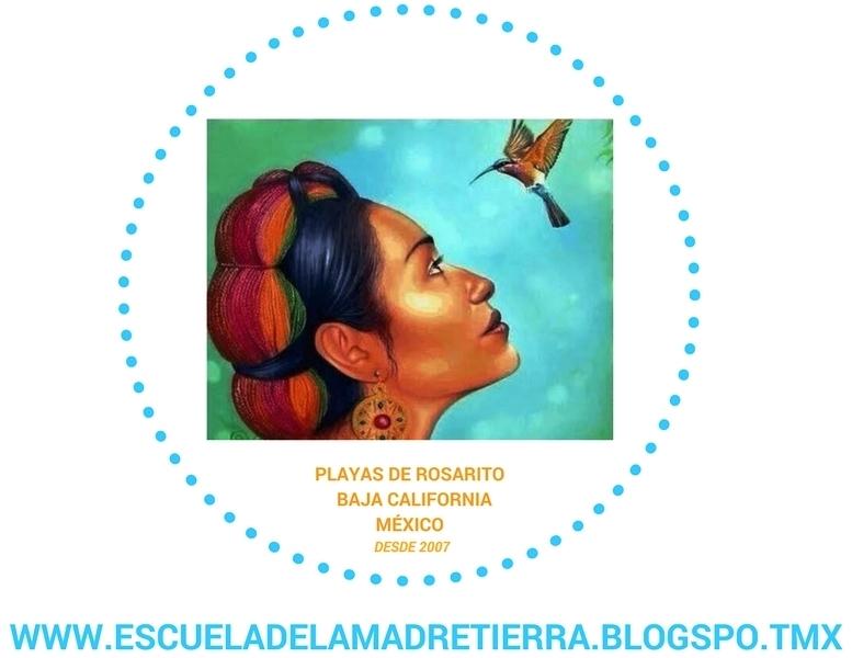 MADRE TIERRA BAJA, ROSARITO B.C. MÉXICO