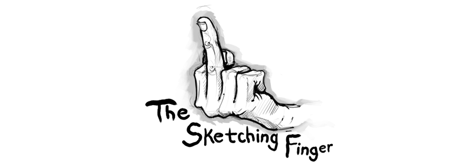 The Sketching Finger
