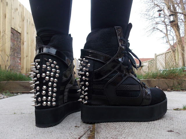 A picture of the Jeffrey Campbell Rodman Spike