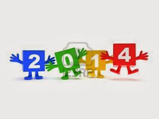 Gambar Ucapan selamat Tahun Baru 2014