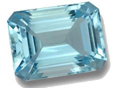 Batu kelahiran Bulan Maret adalah aquamarine