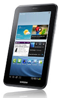 Samsung Galaxy Series Tablet