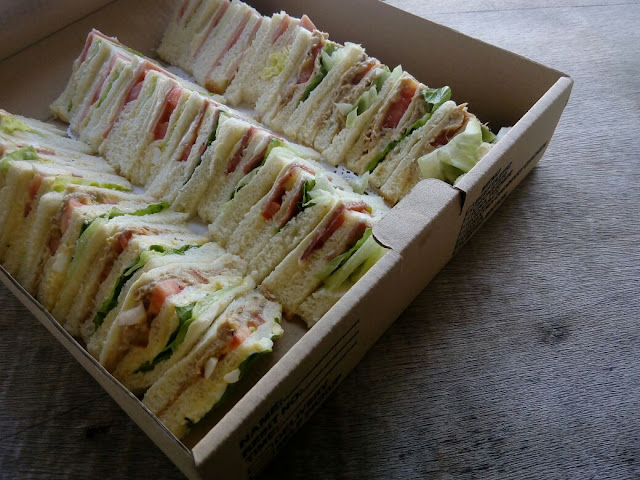 Sandwich Dari Garsa Kitchen