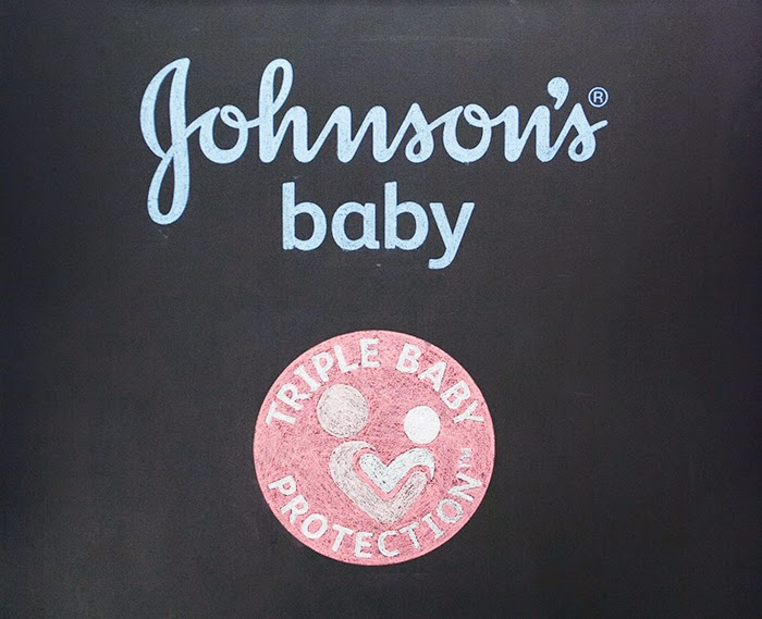 Johnson´s baby - Triple Baby Protection - TALESTRIP