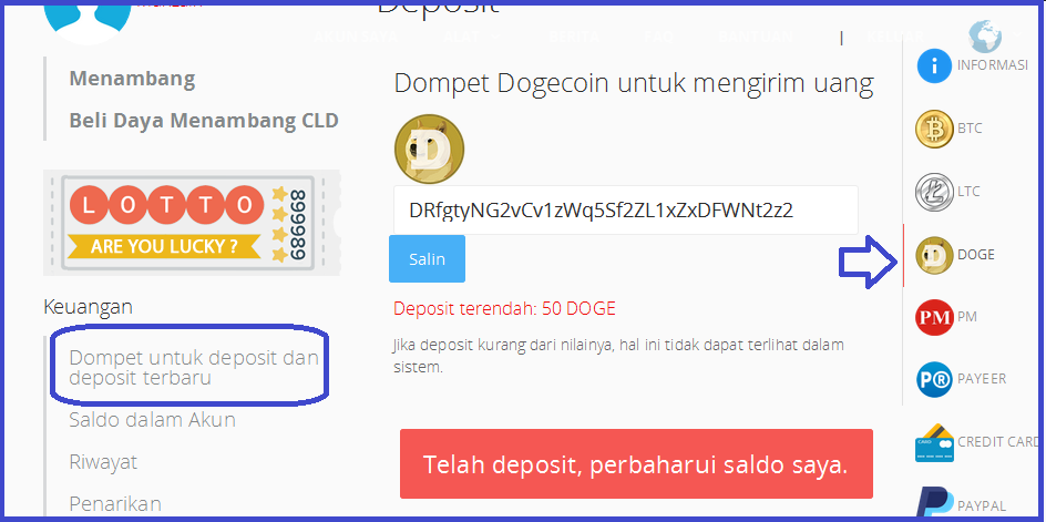 Mining Bitcoin Tanpa Deposit Forum Bitcoin Indonesia