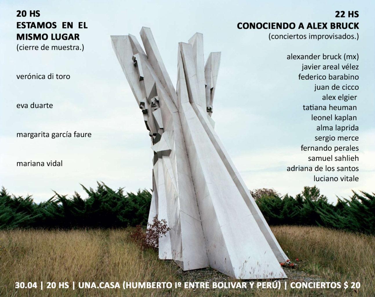 Conciertos para este fin de semana en argentina chile y for Eventos en madrid este fin de semana