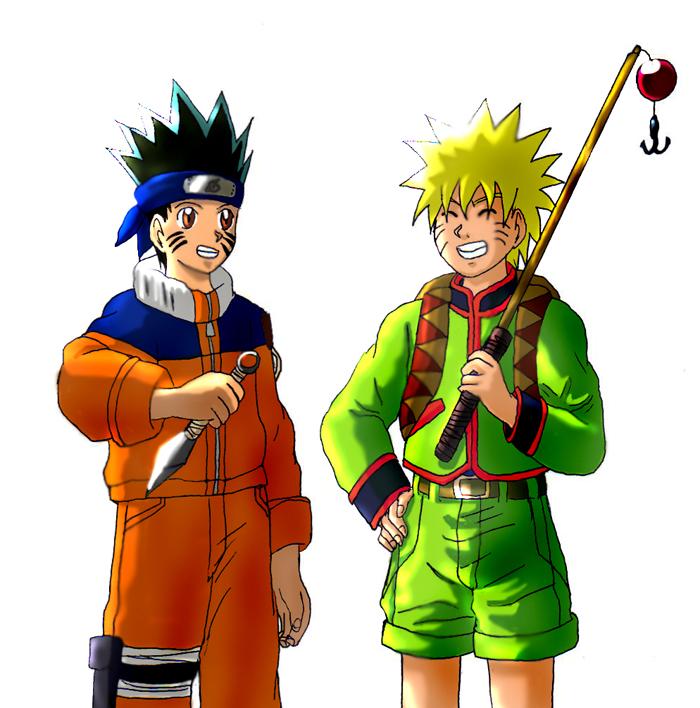 Naruto hunter x hunter grandes similitudes taringa for En hunter x hunter