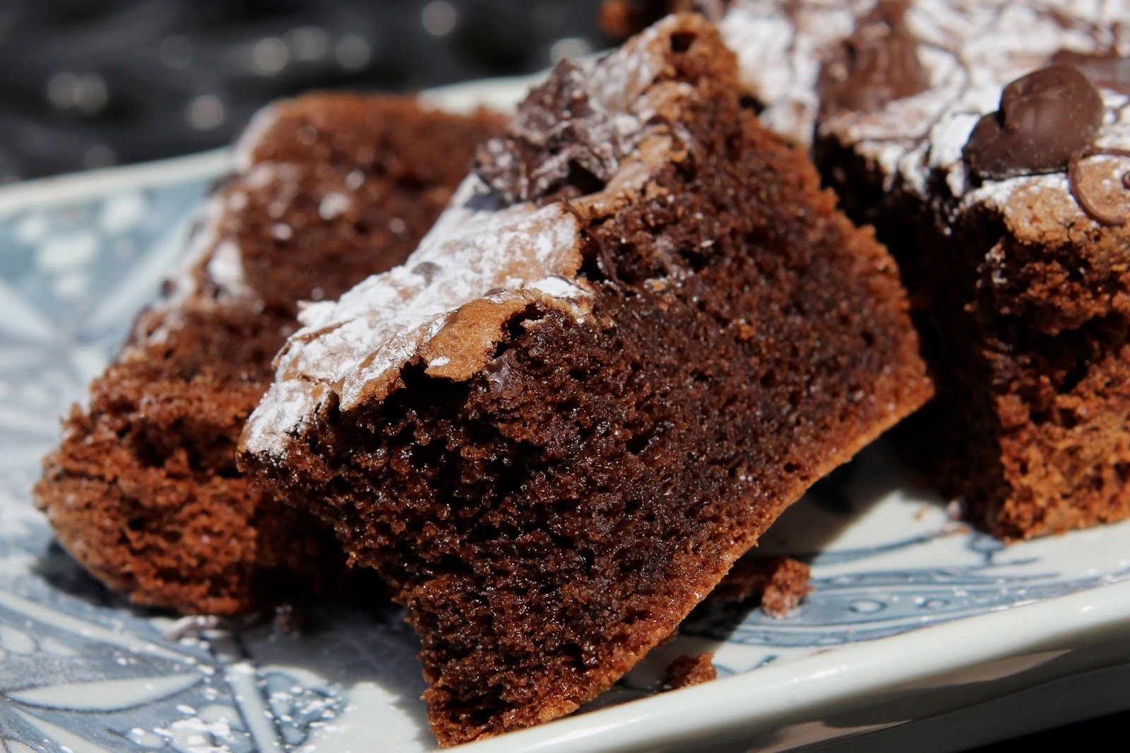 Gluten Free Alchemist: Chocolate-Ginger Loaf Cake (gluten free) for ...
