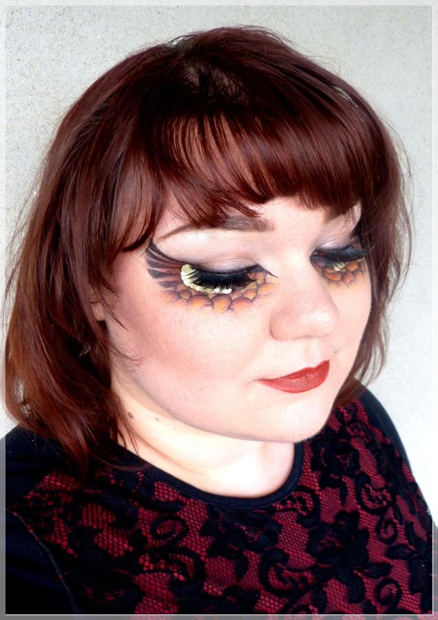 Make Up Drachenschuppen