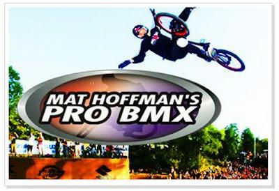 Mat Hoffman's pro BMX Pic