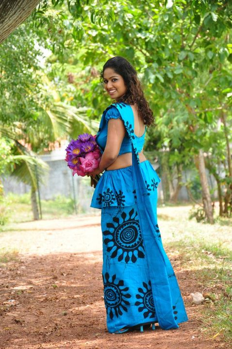 Sri Lankan Cute Girl