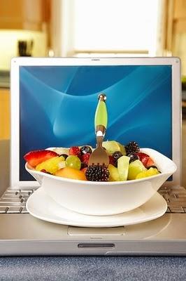 Disfruta de una ensalada de frutas