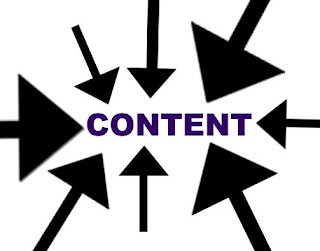 What comes after writing Quality content Front