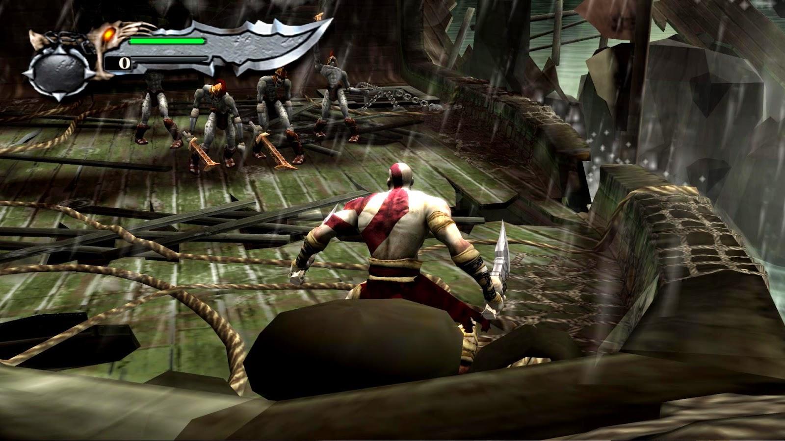 God Of War 2 Game Full Version Free Download