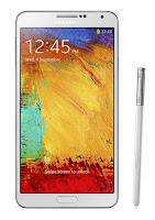 Samsung Galaxy Note 3 tablet-smartphone