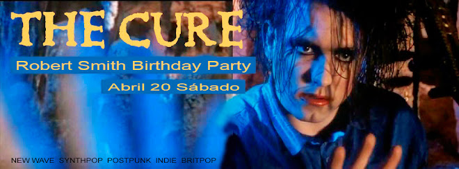 THE CURE - ROBERT SMITH BIRTHDAY PARTY