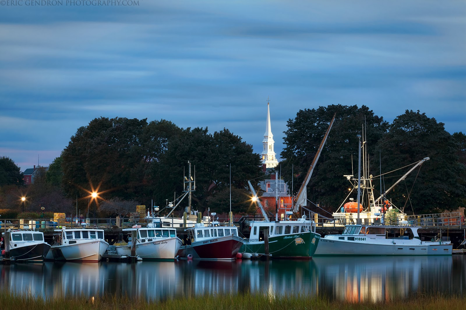 commercial fishing pier in portsmouth nh