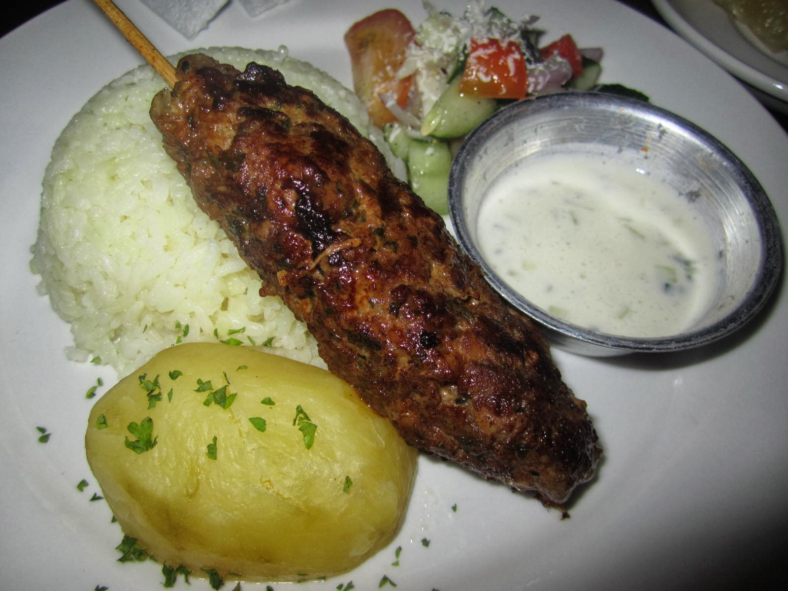 Lamb Souvlaki Recipes — Dishmaps