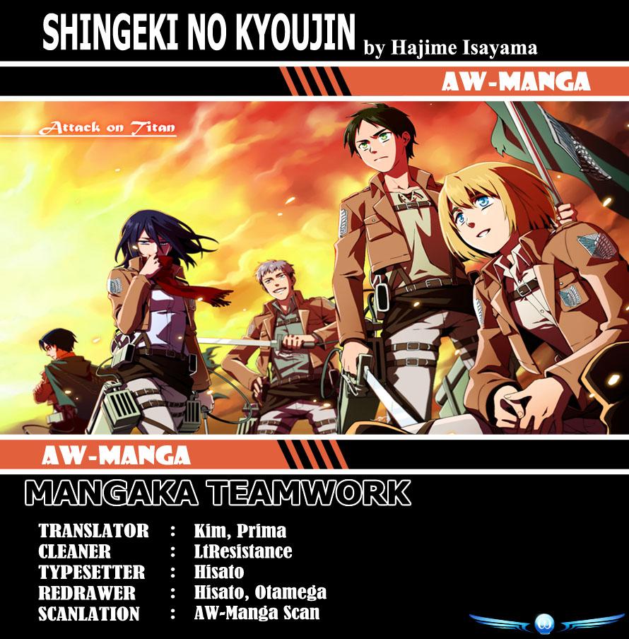 Komik manga SHINGEKI+NO+KYOUJIN shingeki no kyojin