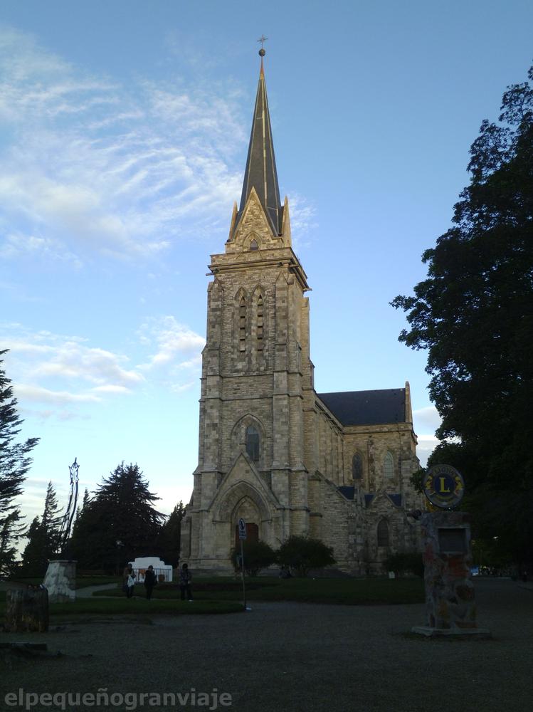 Catedral Nuestra Señora del Nahuel Huapi, Bariloche