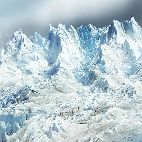 """""""ten men on a natural wonder"""" captured by David Hobcote"""