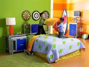 gambar desain kamar anak laki-laki minimalis