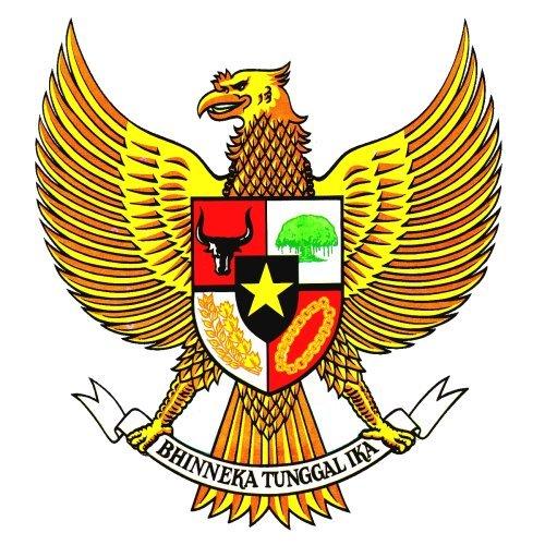 Garuda Pancasila - Indonesia Jaya