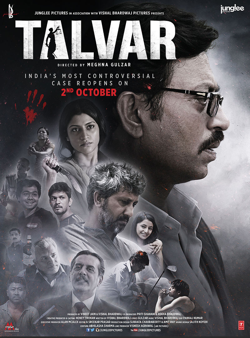 Bollywood movie Talvar Box Office Collection wiki, Koimoi, Talvar cost, profits & Box office verdict Hit or Flop, latest update Budget, income, Profit, loss on MT WIKI