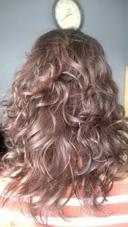 Skręt włosów po ugniataniu