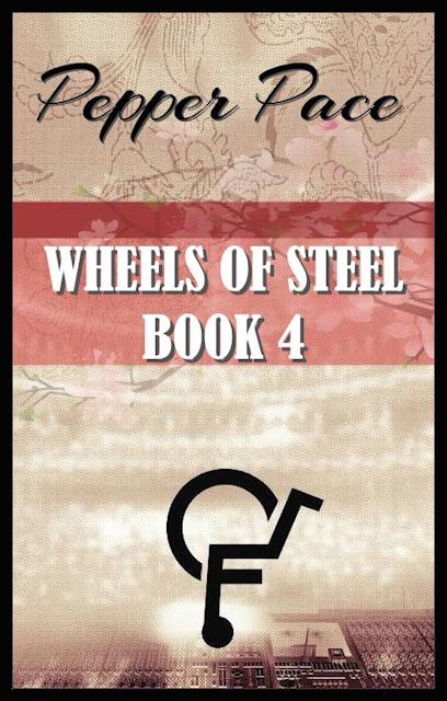 Wheels of Steel Book 4 is finally live!