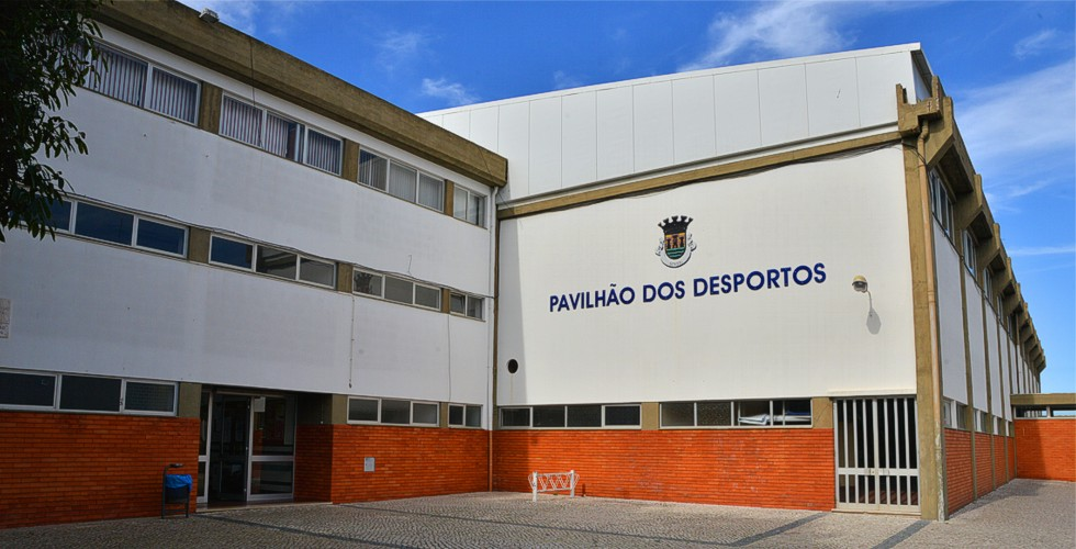 Pavilhão Municipal dos Desportos de Sines