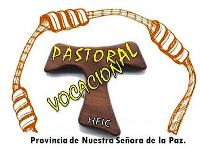 Pastoral Vocacional Franciscana