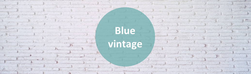 Blue Vintage