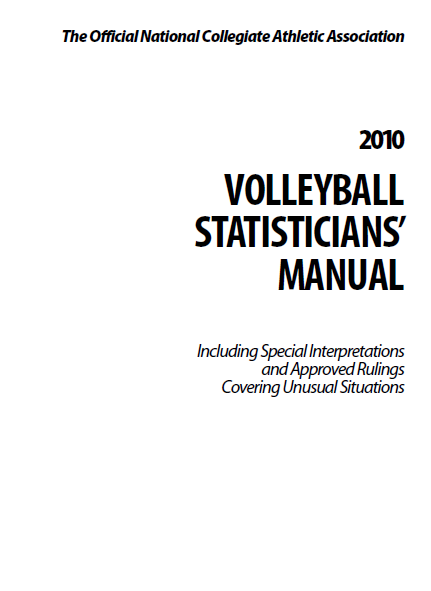The Problems of Notational Analysis other than Volleyball ...