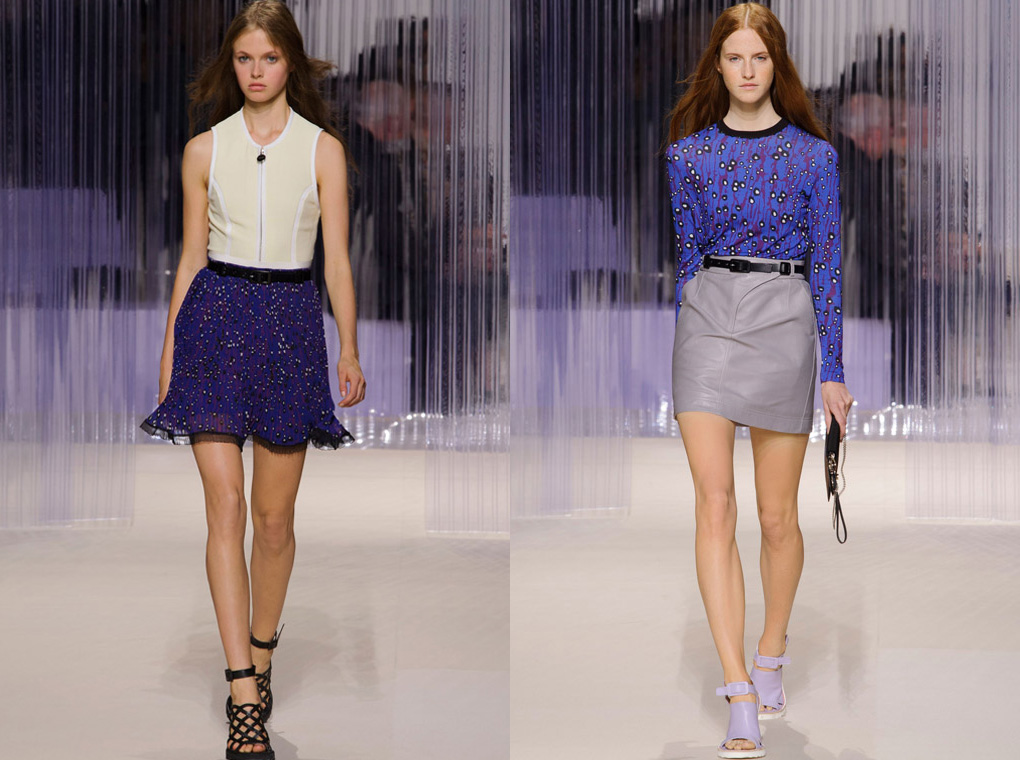 Eniwhere Fashion - Paris Fashion Week - Carven