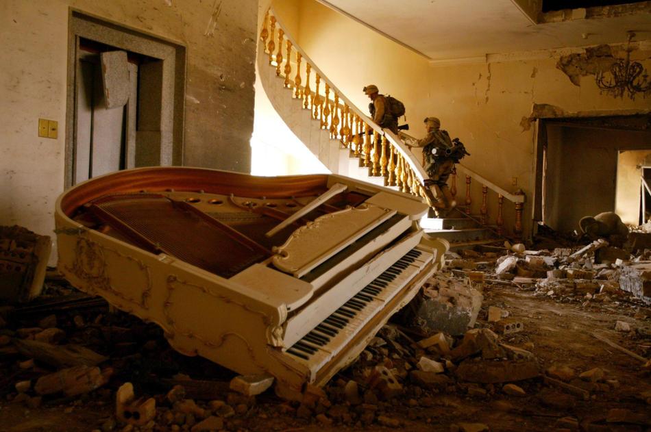Deserted Places Saddam Hussein 39 S Abandoned Palaces