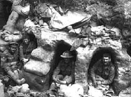 life in the trenches of ww1 Daily life here was a mixture of routine and boredom – sentry duty, kit and rifle inspections, and work assignments filling sandbags, repairing trenches, pumping out flooded sections, and digging latrines.