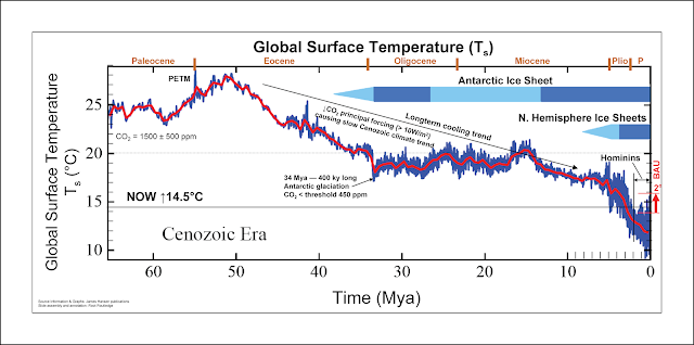 Antarctic Refrigeration Effect and Global Cooling