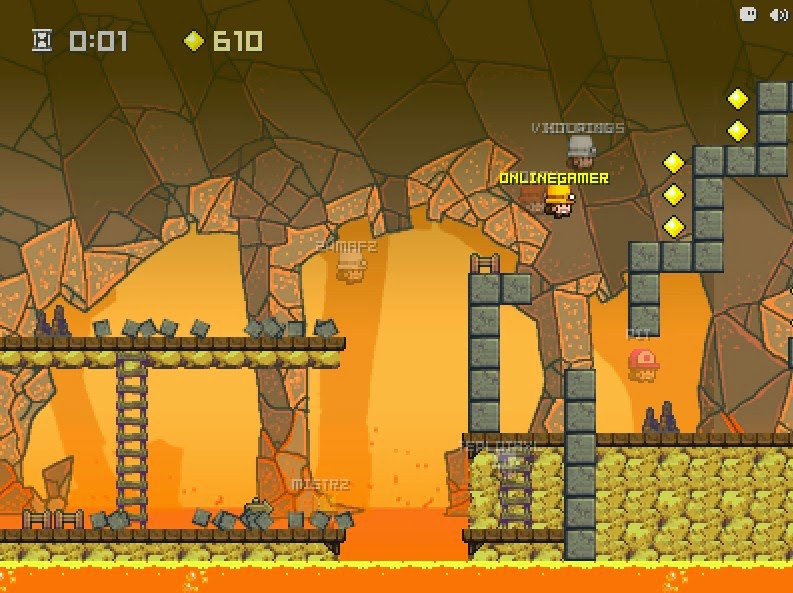 http://www.buzzedgames.com/caves-online-game.html