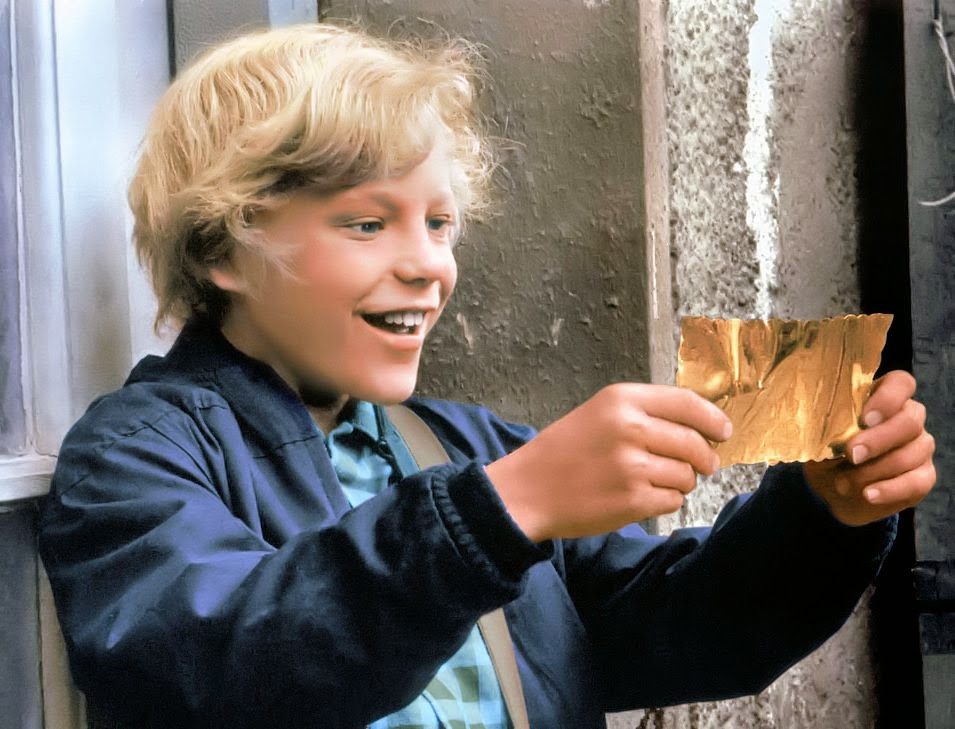 Tracking the 2.5/5, Charlie Bucket