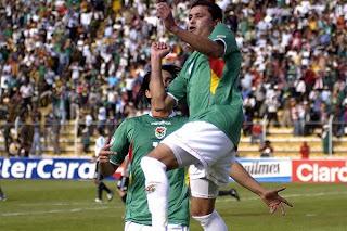 Convocados Bolivia para Copa América