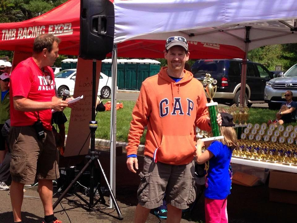 Jon Soden - Jerseyman Sprint Triathlon