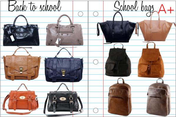 Schoudertas Voor School : Back to school outfits omega deals