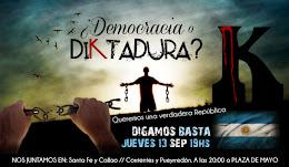 ARGENTINA SEPT 13-2012