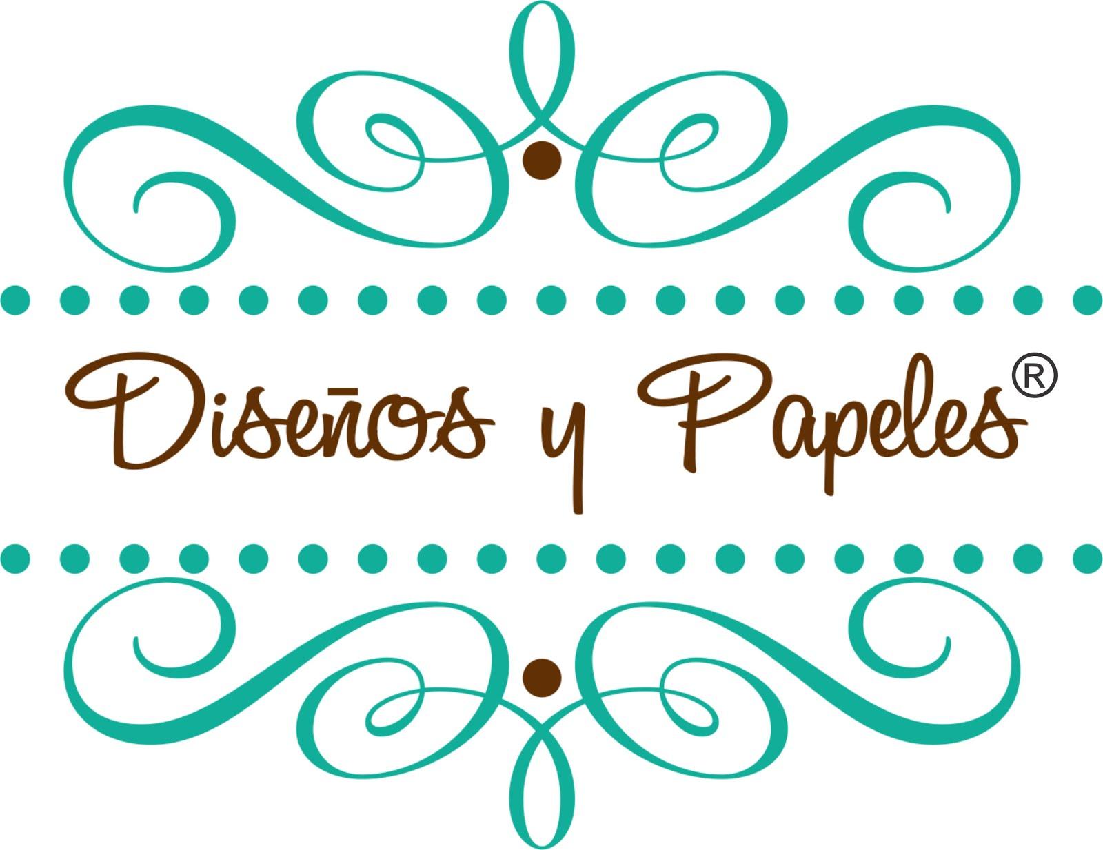DISEÑOS Y PAPELES